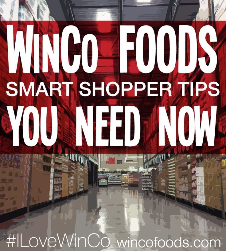 20 best WinCo Smart Shopper Tips images on Pinterest Food - costco jobs