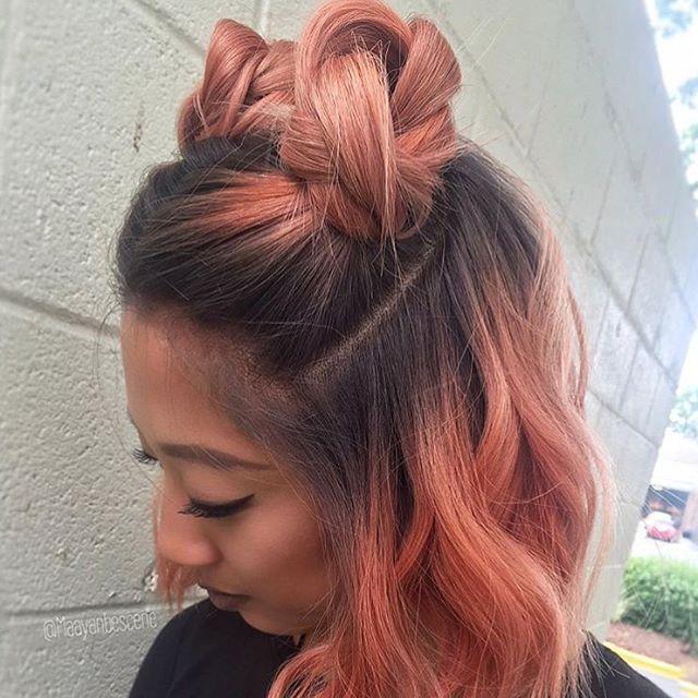 Peachy Pin Up  @maayanbescene                                                                                                                                                                                  More