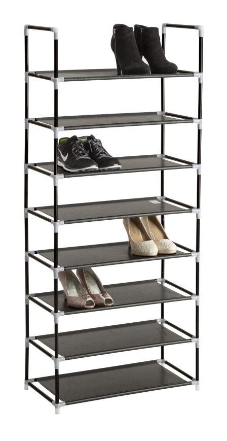1000 id es sur le th me meuble rangement chaussures sur pinterest meuble ra - Etagere rangement chaussures ikea ...