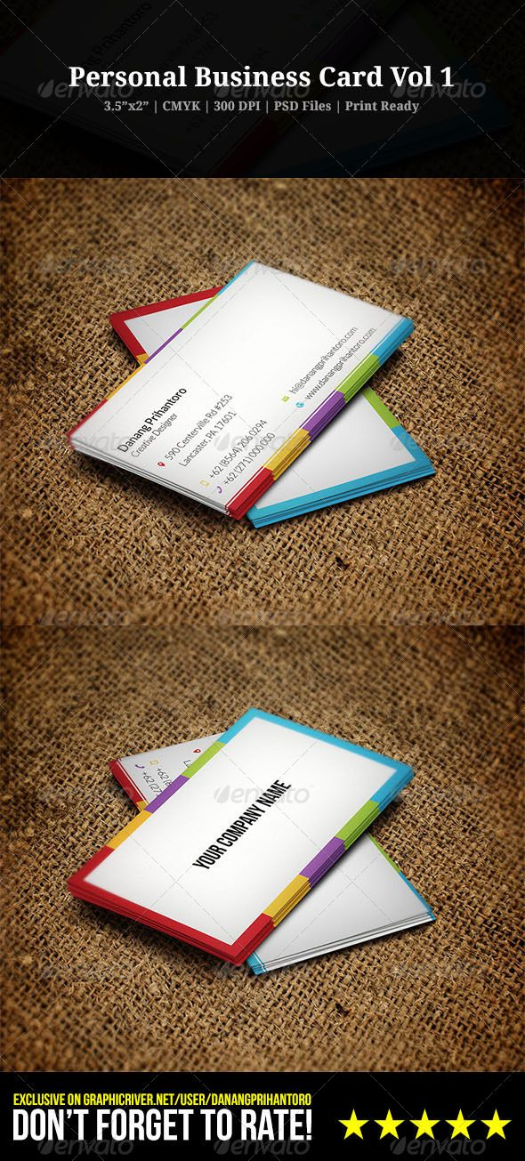 109 best print templates images on pinterest print templates creative business card vol 1 reheart Image collections