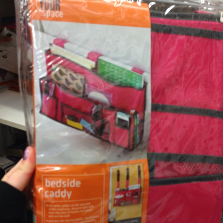 Bedside Caddy Bed Bath And Beyond Girl Dorm Living