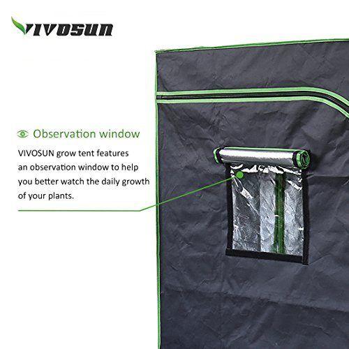 Best Grow Tent - VIVOSUN Grow Tent 3x3