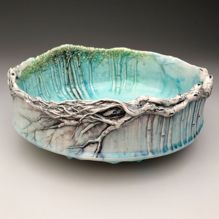 #newwork #largebowl #goodfiring #porcelain #pottery #ceramicart