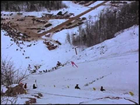 Ski Long Jumping and Ski Flying