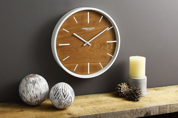 Skog Wall Clock now available at the General Store Furniture Co