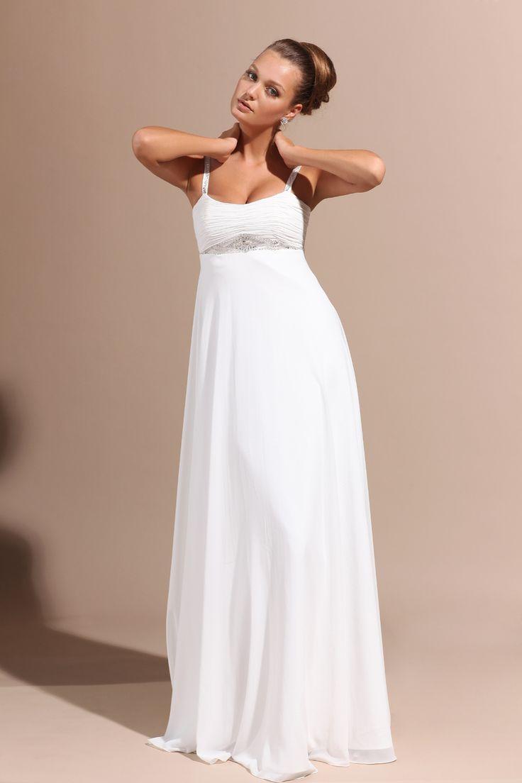 awesome Красивые свадебные платья для беременных (50 фото) — Лучшие фасоны для стильных невест