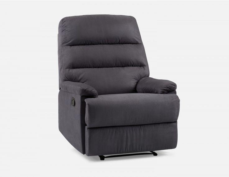 STILL - Recliner Armchair - Grey