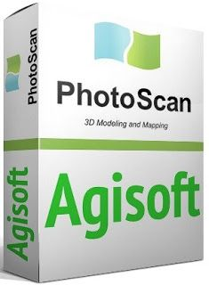 Agisoft PhotoScan Pro v1.2.6 Build 2834 Incl Keygen