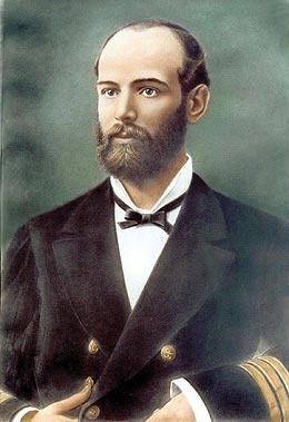 Arturo Prat Chacón, Héroe Chileno