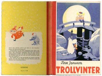 Moominland Midwinter by Tove Jansson, Taikatalvi