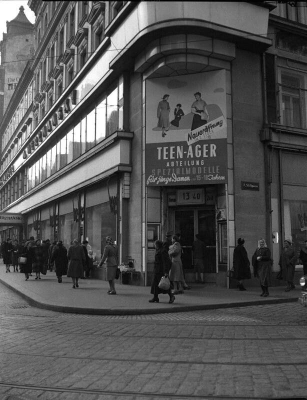 Mariahilferstraße 1954