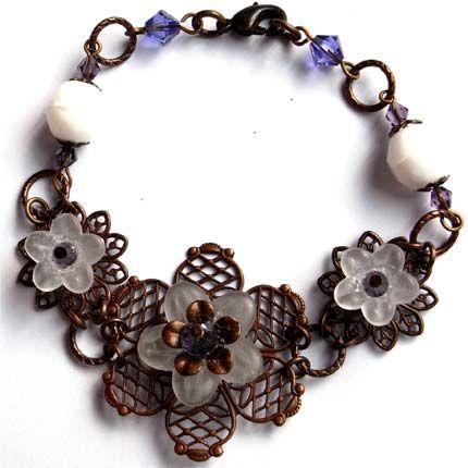 Tutorials | Blanchefleur Bracelet | Handmade Fashion Jewellery – Devoted to DIY Jewellery
