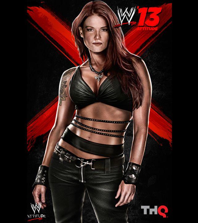 picture of diva lita at home  | WWE Divas WWE '13 - Lita