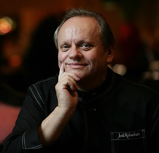 """Chef Joël Robuchon _ was awarded the """"Meilleur Ouvrier de France"""" in 1976, then, in 1987 """"Chef de l'année,"""" then in 1990 """"Cuisinier du siècle."""" As of today, with 28 Michelin stars, he is the only chef to hold such a…See More"""