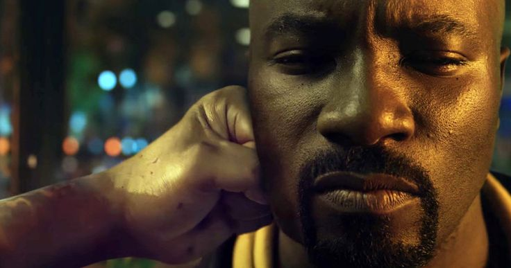 Luke Cage Breaks Bones and Catches Bullets in New Clip -- The Power Man comes across a robbery and shows these crooks what he's made of in a new clip from Luke Cage, debuting on Netflix September 30. -- http://tvweb.com/luke-cage-netflix-series-clip-you-want-some/
