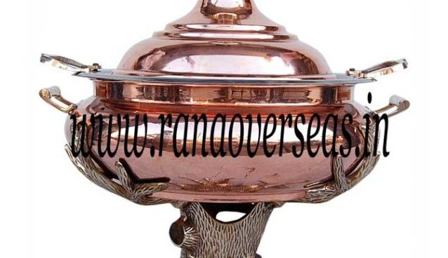 Today, internet is the answer to all your queries.  Visit here:- http://www.ranaoverseas.org/blog/best-copper-chafing-dishes-manufacturers/