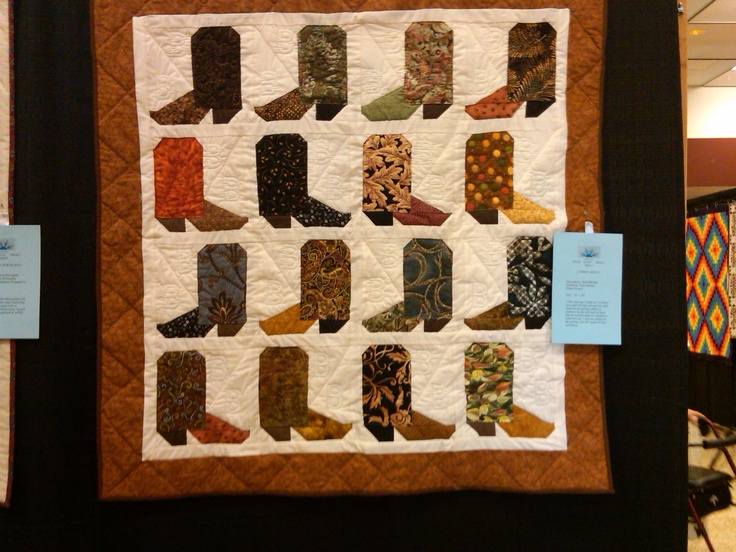 44 best ideas about Cowboy quilt designs on Pinterest Cowgirl, Cowboys and Utah
