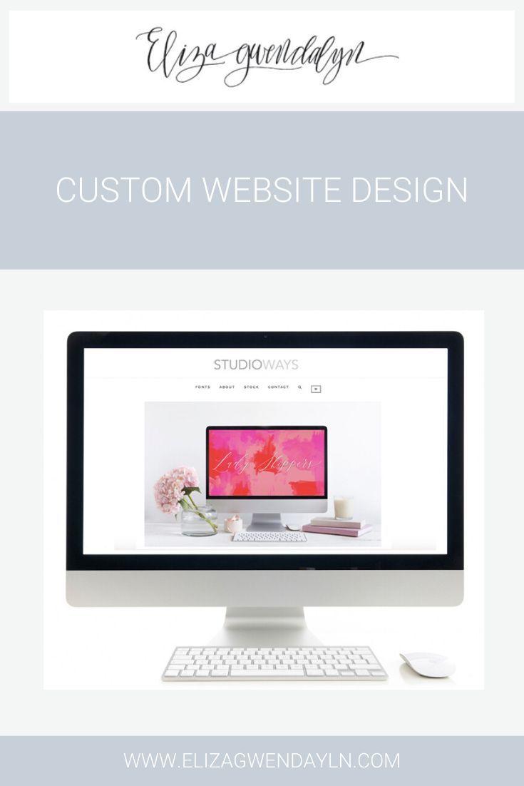 Pin Image In 2020 Custom Website Design Website Design Custom Website