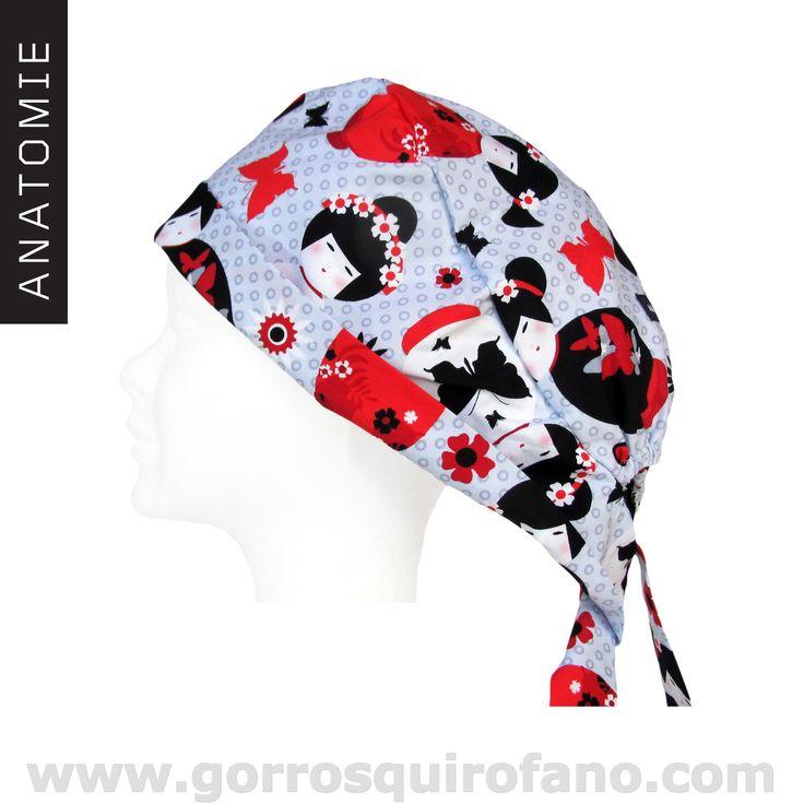 http://www.gorrosquirofano.com/producto/gorros-quirofano-anatomie-024-superlazo-matriuskas/ Gorros quirofano ANATOMIE 024 Superlazo Matriuskas