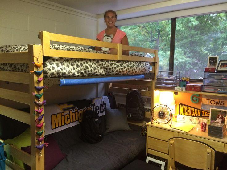 Dorm Room Birds Michigan Tech Mtu College Mtu