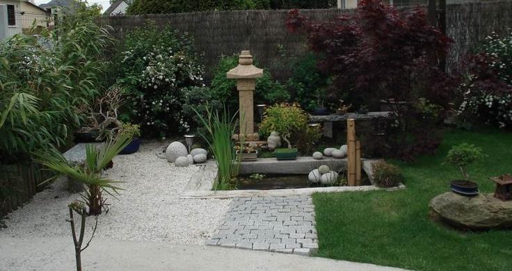 47 best jardin japonais images on pinterest japanese gardens zen gardens and landscaping ideas. Black Bedroom Furniture Sets. Home Design Ideas