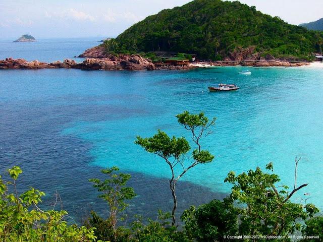 Pulau Tioman Island, Malaysia