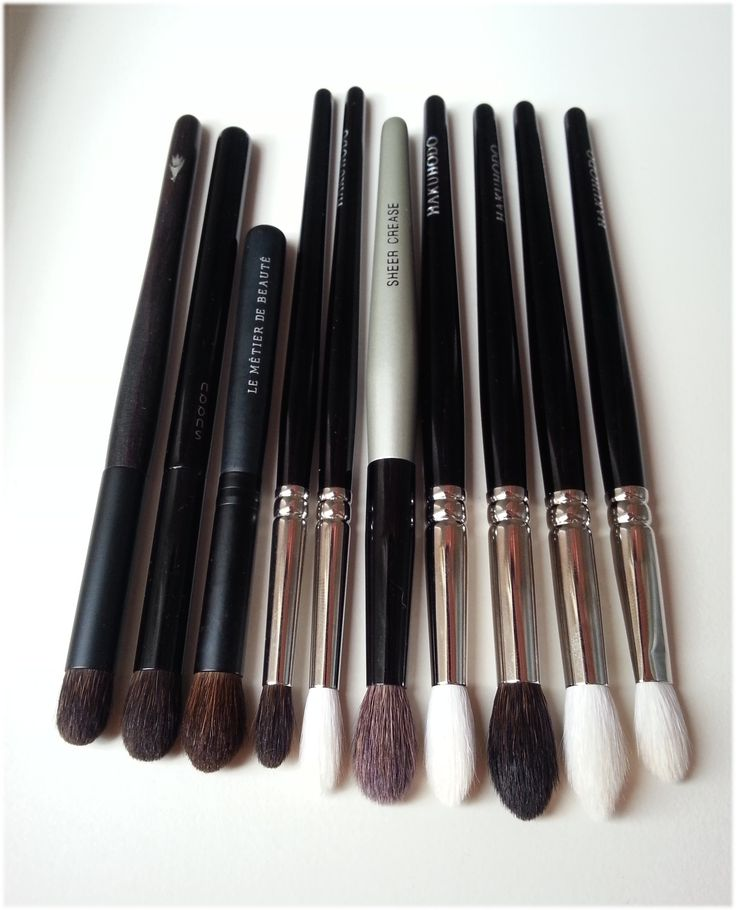 Eyeshadow Blending Brushes 2