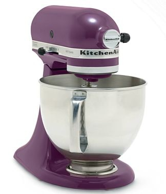 Kitchen Aid Mixer In Purple Kitchenaid Artisan Kitchen
