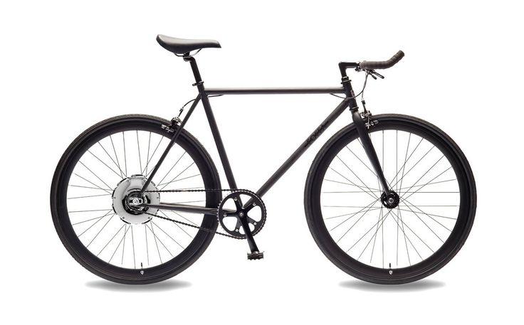 אופניים חשמליים היברידיים Foffa boost