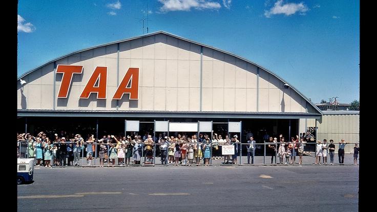 TAA Terminal, Brisbane