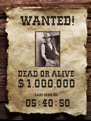 Party Western Theme Picture Of Each Child On Wanted