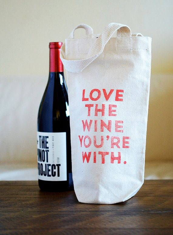 Hey, I found this really awesome Etsy listing at https://www.etsy.com/listing/172294074/wine-tote-bag-cotton-canvas-quote-tote