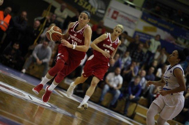 Eurocup. A' Όμιλος. 4η Αγωνιστική. Hala AJP. 02/11/2017. AZS AJP Gorzow Wielkopolski - Olympiacos SFP 56-85.
