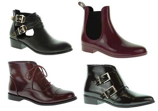 zapatos marypaz botines otoño invierno 2014 2015