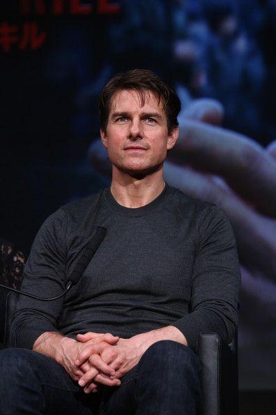 Tom Cruise Photos - 'Edge of Tomorrow' Press Conference in Tokyo — Part 2 - Zimbio