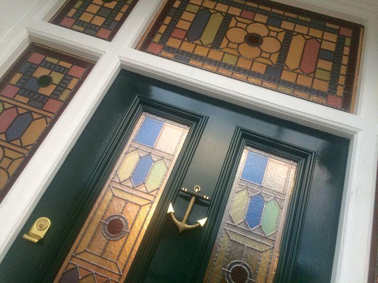 The Grand Victorian Door Company - Bespoke wooden front doors   Fullscreen Page