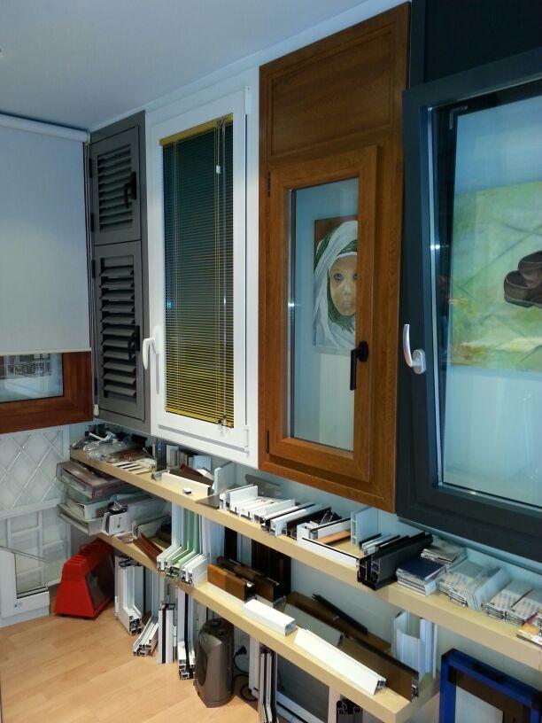 Instalación ventanas de aluminio correderas en Gracia Barcelona