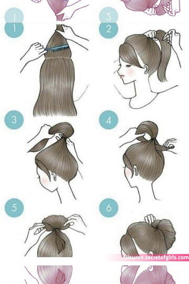 Hairstyles – #geflochten #Peinados | Hair styles, Long hair styles, Medium hair styles Peinados - #geflochten #Peinados Hairstyles - #geflochten #Hairstyles