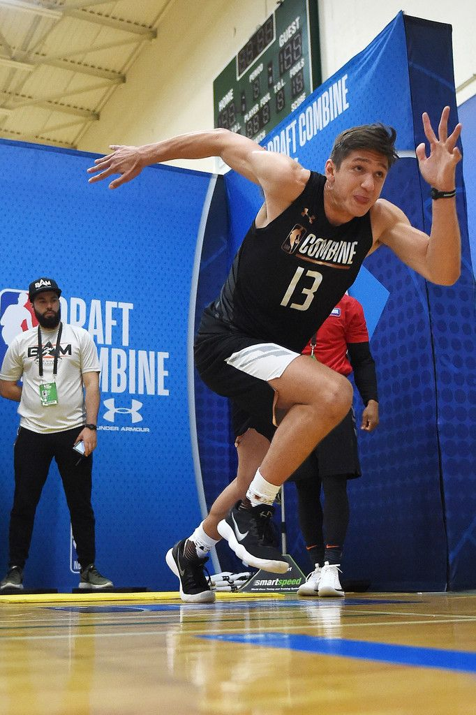 Grayson Allen Photos Photos 2018 Nba Draft Combine Day 1
