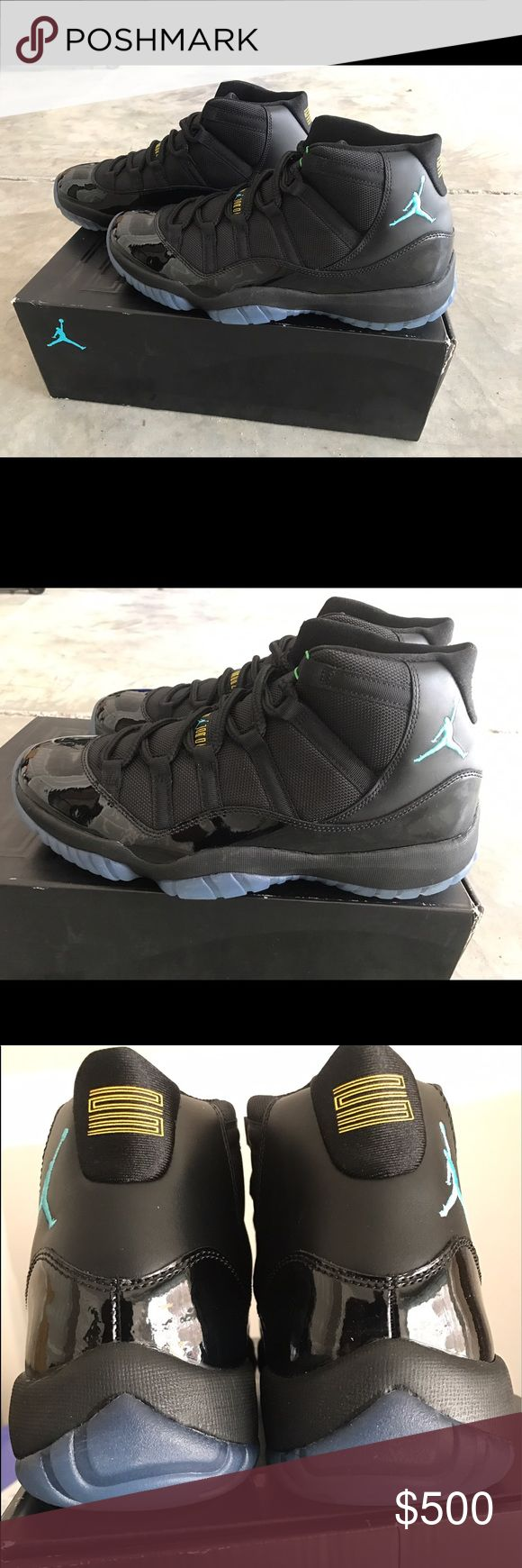 "Nike Air Jordan 11 Retro ""Gamma Blue"" This is an unworn, DEADSTOCK item, 100% AUTHENTIC, MEN'S SIZE 11.5 Jordan Shoes Sneakers"