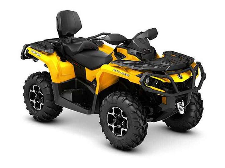 New 2016 Can-Am Outlander Max XT 850 ATVs For Sale in North Carolina. 2016 Can-Am Outlander Max XT 850,