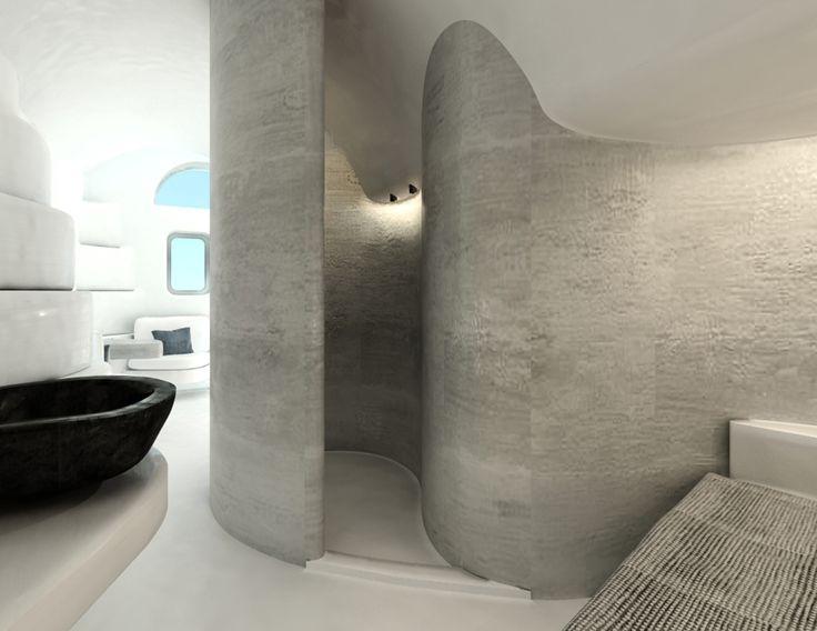 Utopia Landscapes - Standard Suite, Tholos Resort Santorini