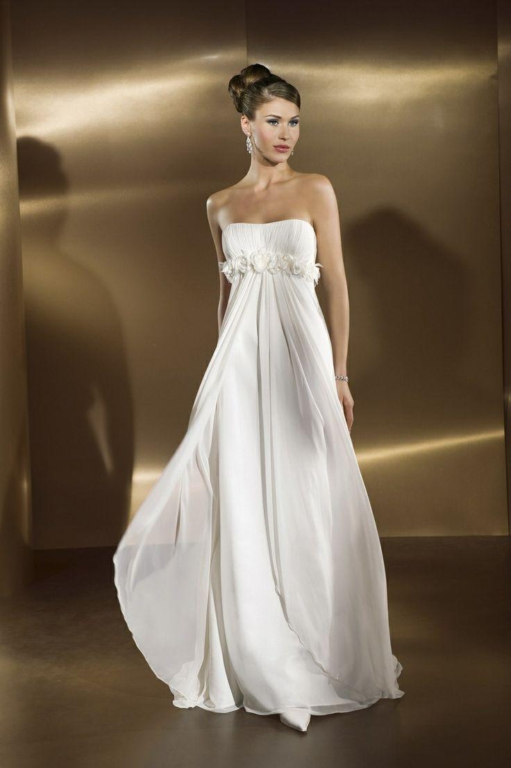 15 besten Wedding dresses Bilder auf Pinterest | Hochzeitskleider ...