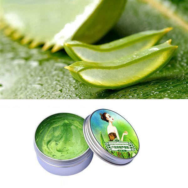 AFY Organic Aloe Vera Gel pure Aloe vera soothing gel moisturizing whitening face cream aloe