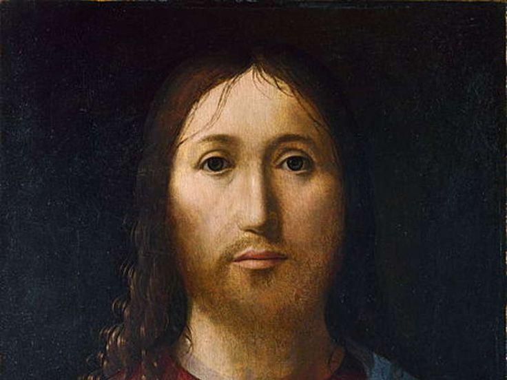'Salvator mundi' di Antonello Da Messina
