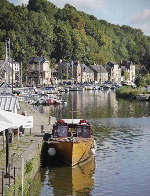 Dinan ~ Le Port ~ Bretagne