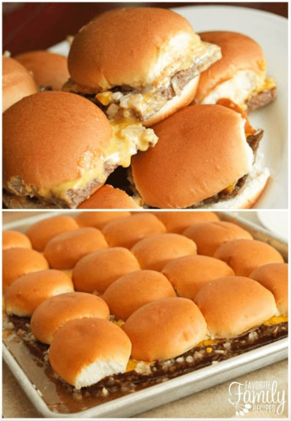 No White Castle nearby? No problem! These copycat White Castle sliders taste just like the real deal.