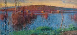 Juho Kyyhkynen - Syksyn värit, Autumn Colors