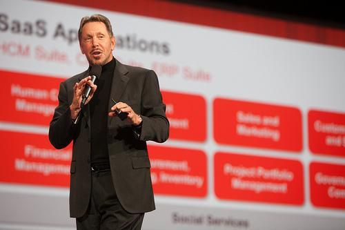 Mark Hurd http://www.forbes.com/sites/oracle/2015/11/19/oracle-ceo-mark-hurd-on-strategy-be-somewhat-boring/#3b2063e84a11