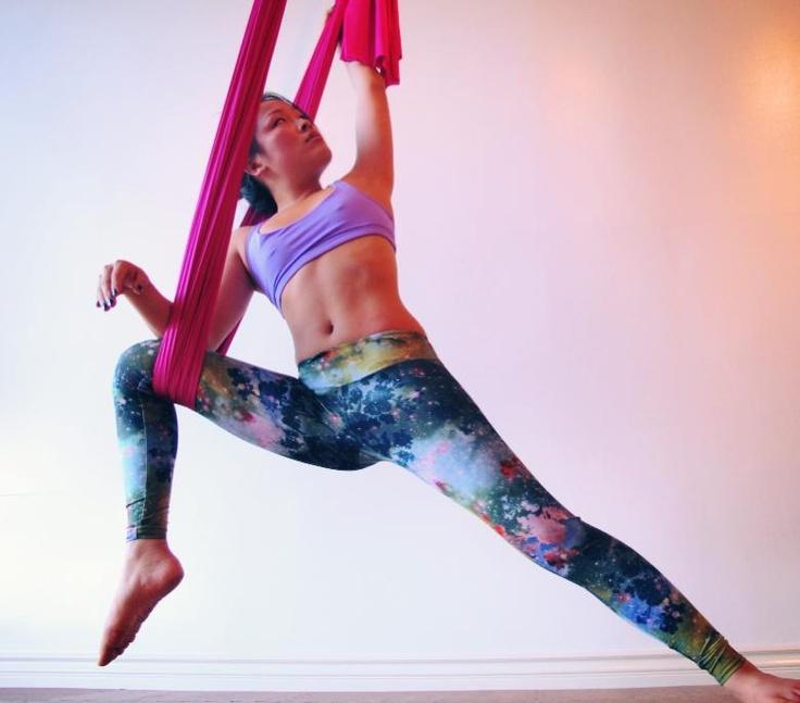 7 best Aerial Yoga Clothing images on Pinterest | Yoga clothing Yoga wear and Aerial silks